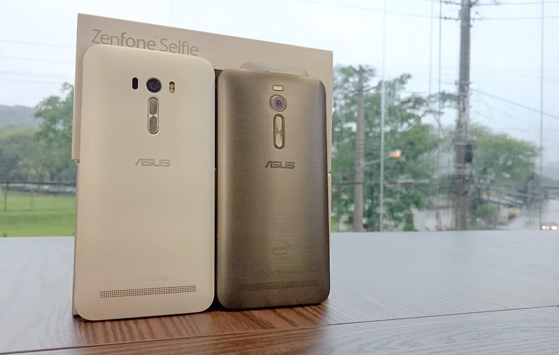 Review Zenfone Selfie [vídeo]