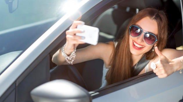 Cuidado com as selfies em locais perigosos!