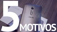 [Vídeo] 5 motivos para comprar um Zenfone 2