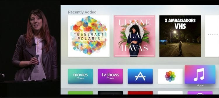 Lançamento da nova Apple TV: Apps, games e SIRI
