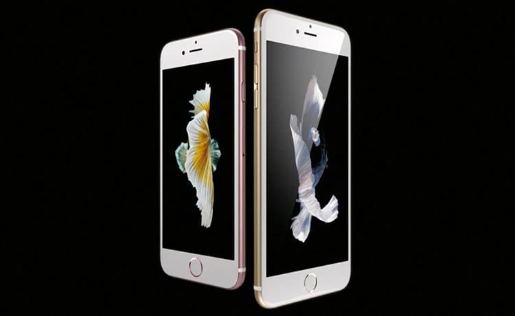 Lançamento do iPhone 6s e iPhone 6s Plus