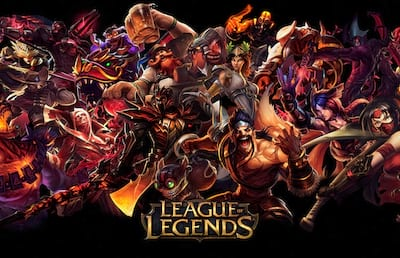 Requisitos m�nimos para rodar League of Legends