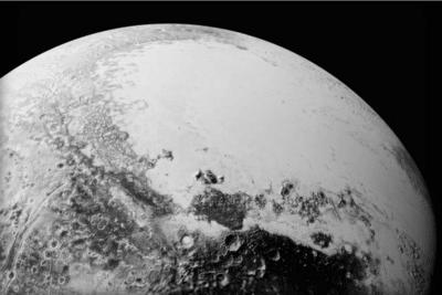 NASA divulga imagens de Plut�o