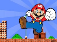 Parabéns! 30 anos de Super Mario Bros