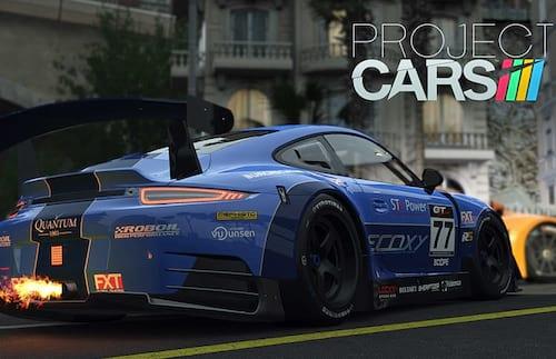 Requisitos mínimos para rodar Project CARS