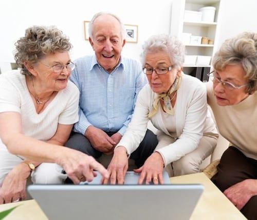 Tecnologia para idosos funciona?
