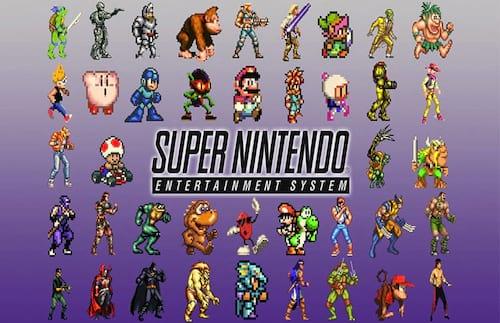 Os melhores jogos do Super Nintendo