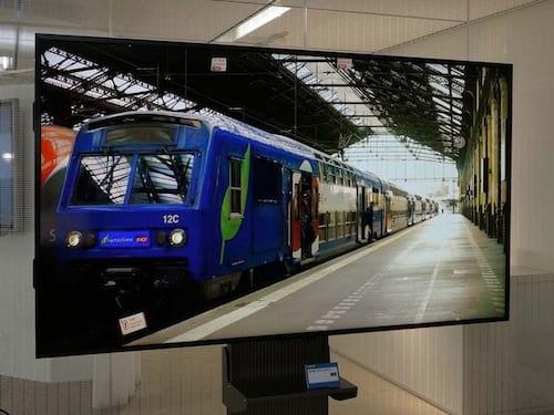 Sharp anuncia TV com imagem 8K por US$ 133 mil