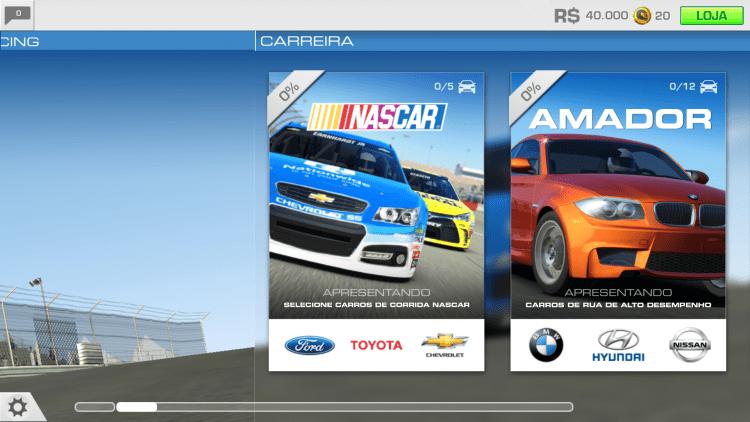 5 App's de games de corrida para Smartphones