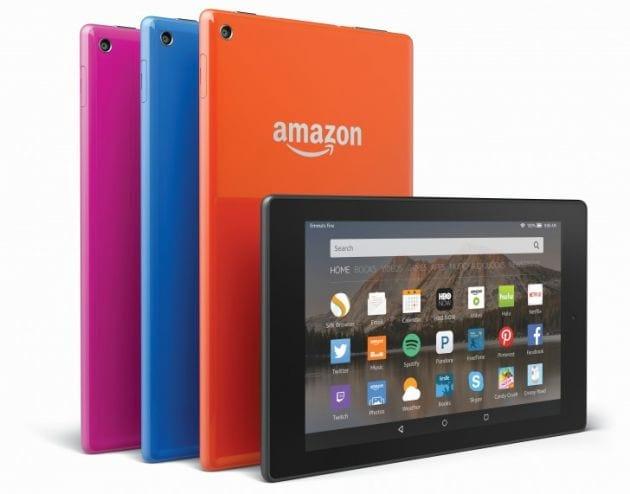 Amazon lança tablet de apenas US$ 49,99