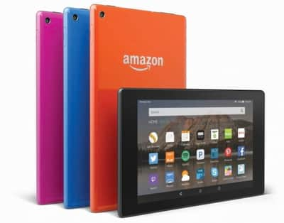 Amazon lan�a tablet de apenas US$ 49,99