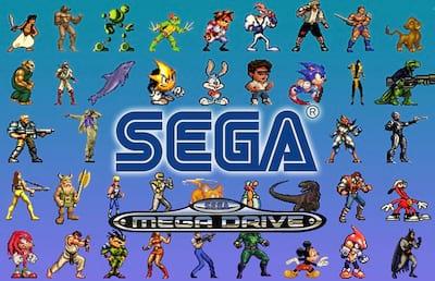 Os melhores jogos do Mega Drive