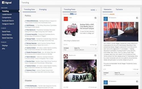 Facebook lança ferramenta semelhante ao do Twitter para exibir tendências