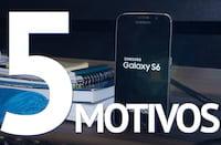 [Vídeo] 5 motivos para comprar um Samsung Galaxy S6