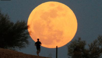 Eclipse total e Super Lua ir�o acontecer hoje, dia 27