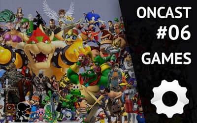 ONCAST #06 - Nostalgia Gamer
