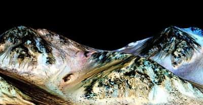 NASA confirma que existe �gua em Marte