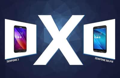 [V�deo] Comparativo entre Zenfone 2 e Zenfone Selfie
