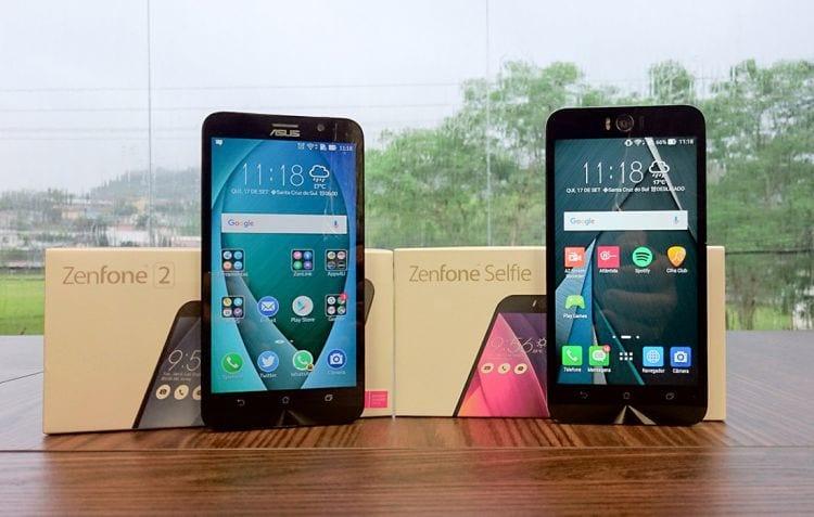 [Vídeo] Comparativo entre Zenfone 2 e Zenfone Selfie