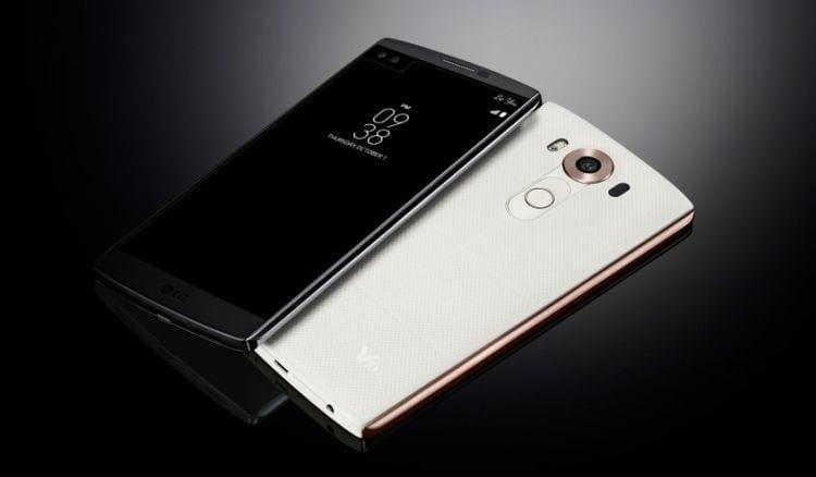 LG lança o V10, o novo topo de linha