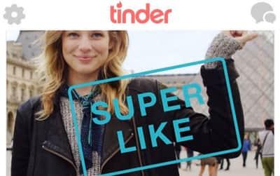 Super Like do Tinder chega ao Brasil