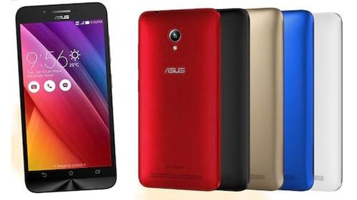 Asus lança Asus Live e Zenfone Go