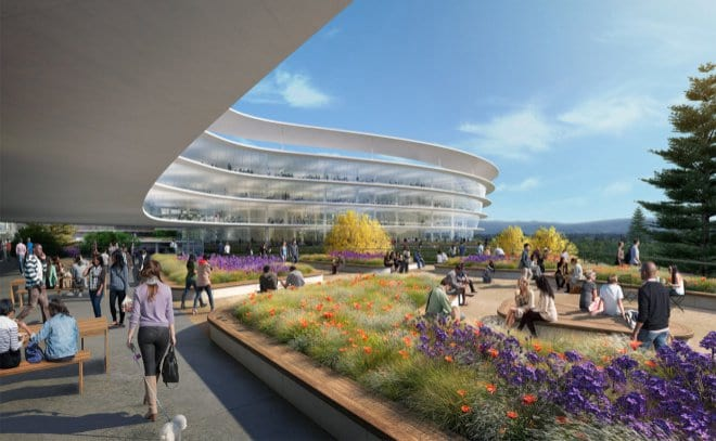 Apple deve construir novo campus em Sunnyvale