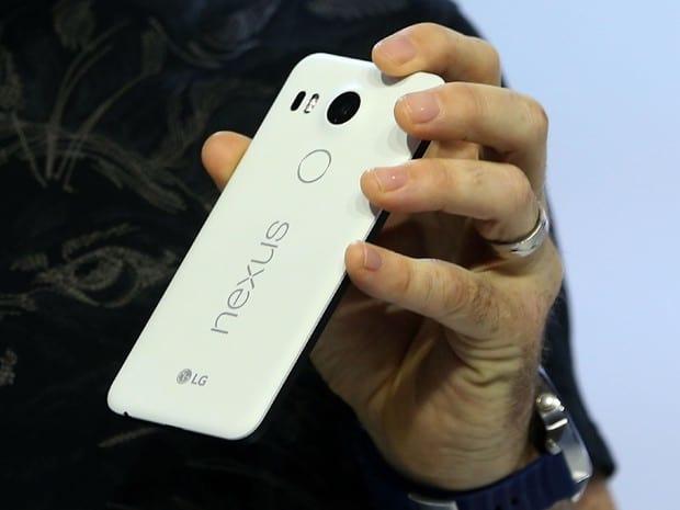 Nexus 5X desembarca no Brasil em 2016