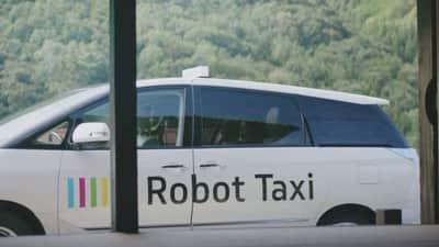 Jap�o ir� iniciar testes de taxis sem motoristas