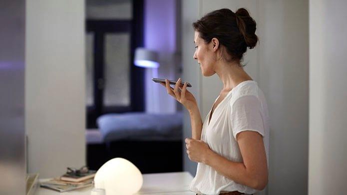 Lâmpadas inteligentes Hue são compatíveis com assistente Siri