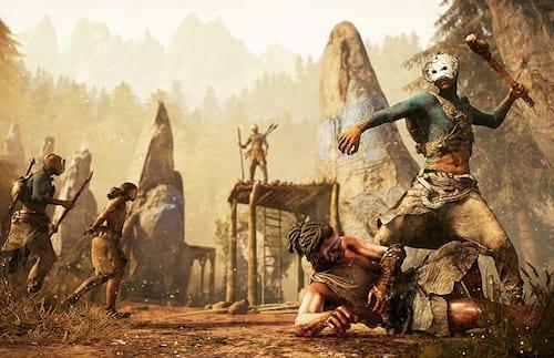 Ubisoft anuncia novo Far Cry Primal