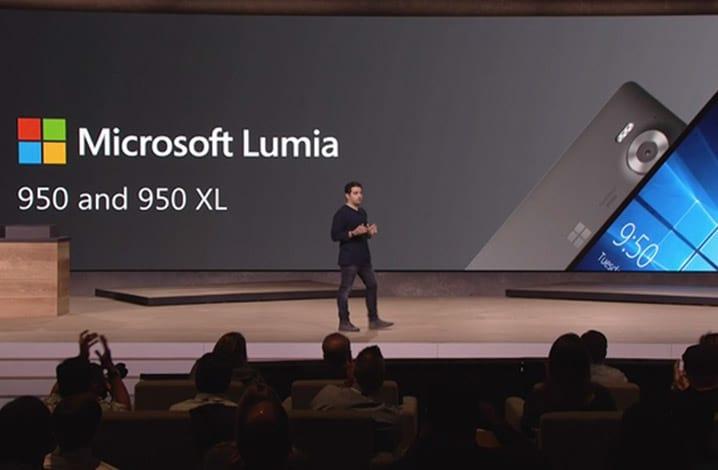 Microsoft anuncia seus novos aparelhos