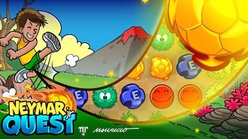 Game Neymar Jr. Quest será lançado na quinta