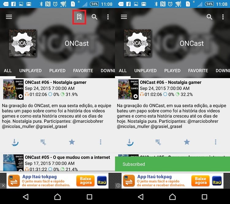 5 App's para ouvir podcasts no Android