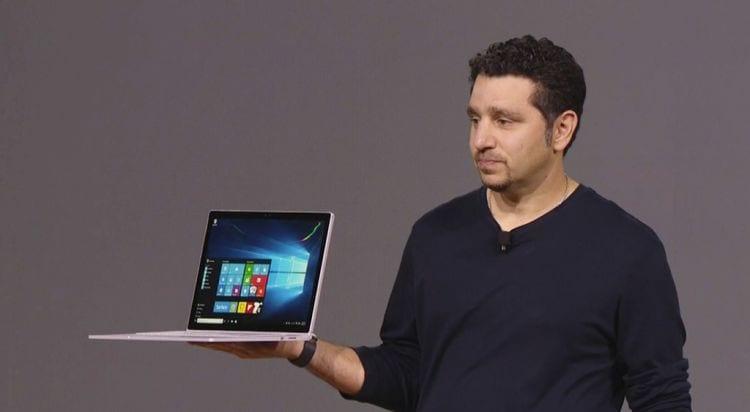 Conheça o Surface Book da Microsoft