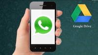 WhatsApp recebe integração com Google Drive para salvar fotos