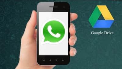 WhatsApp recebe integra��o com Google Drive para salvar fotos