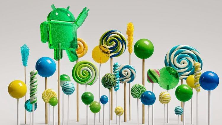 Android Lollipop está presente em 23,5% dos aparelhos
