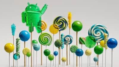 Android Lollipop est� presente em 23,5% dos aparelhos