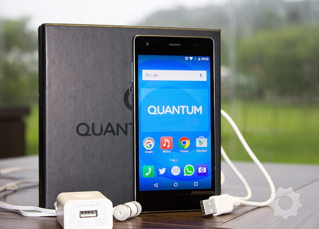 [Vídeo] Review Quantum GO