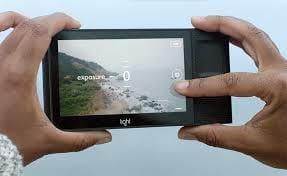 Câmera compacta de 16 lentes é capaz de filmar em 4K
