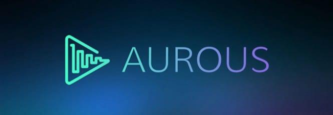 O que é o Aurous? Seria o Popcorn time da música?