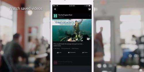 Facebook irá lançar novo recurso de vídeos