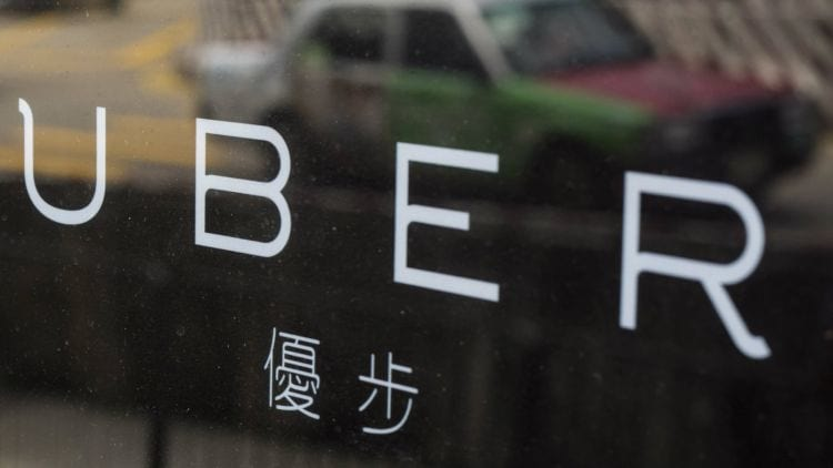 CEO do Uber afirma que 30% dos serviços são feitos na China