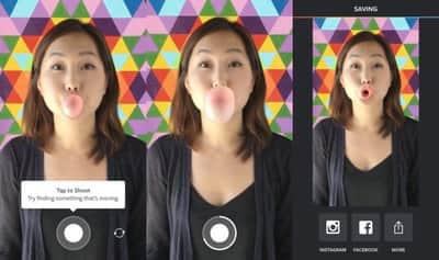 Instagram lan�a app que transforma fotos em v�deos animados