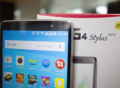 Review LG G4 Stylus