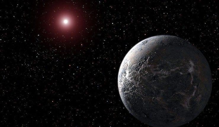 Cientistas encontram Planeta sendo destruído por Estrela