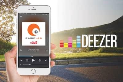 Deezer lan�a no Brasil podcasts com 40 mil programas