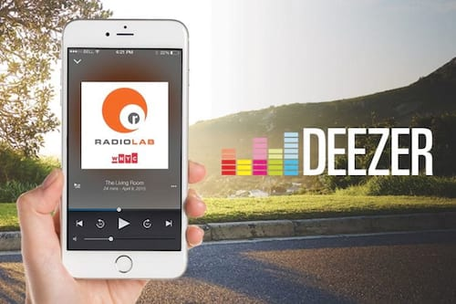 Deezer lança no Brasil podcasts com 40 mil programas