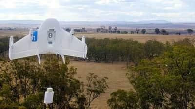 Google irá fazer entregas com drones a partir de 2017